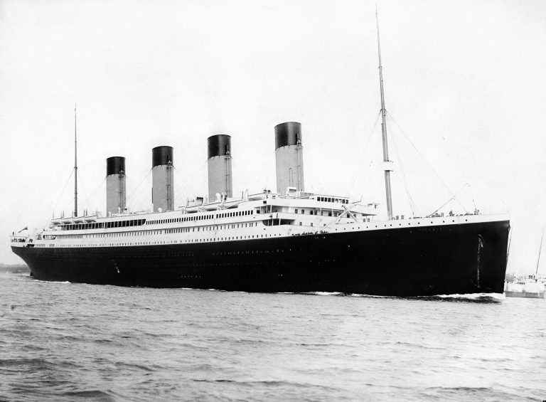 Remembering the Children on the Titanic